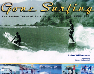 Gone Surfing book